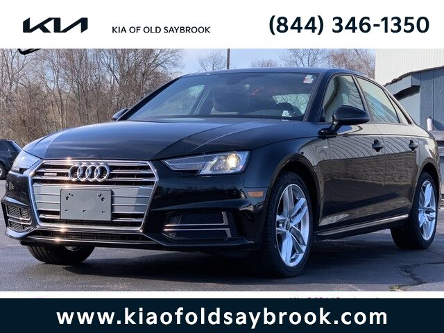2017 Audi A4 Season of Audi Premium Old Saybrook CT