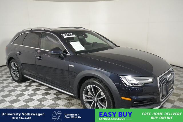 2017 Audi A4 allroad 2.0T Premium Plus Seattle WA