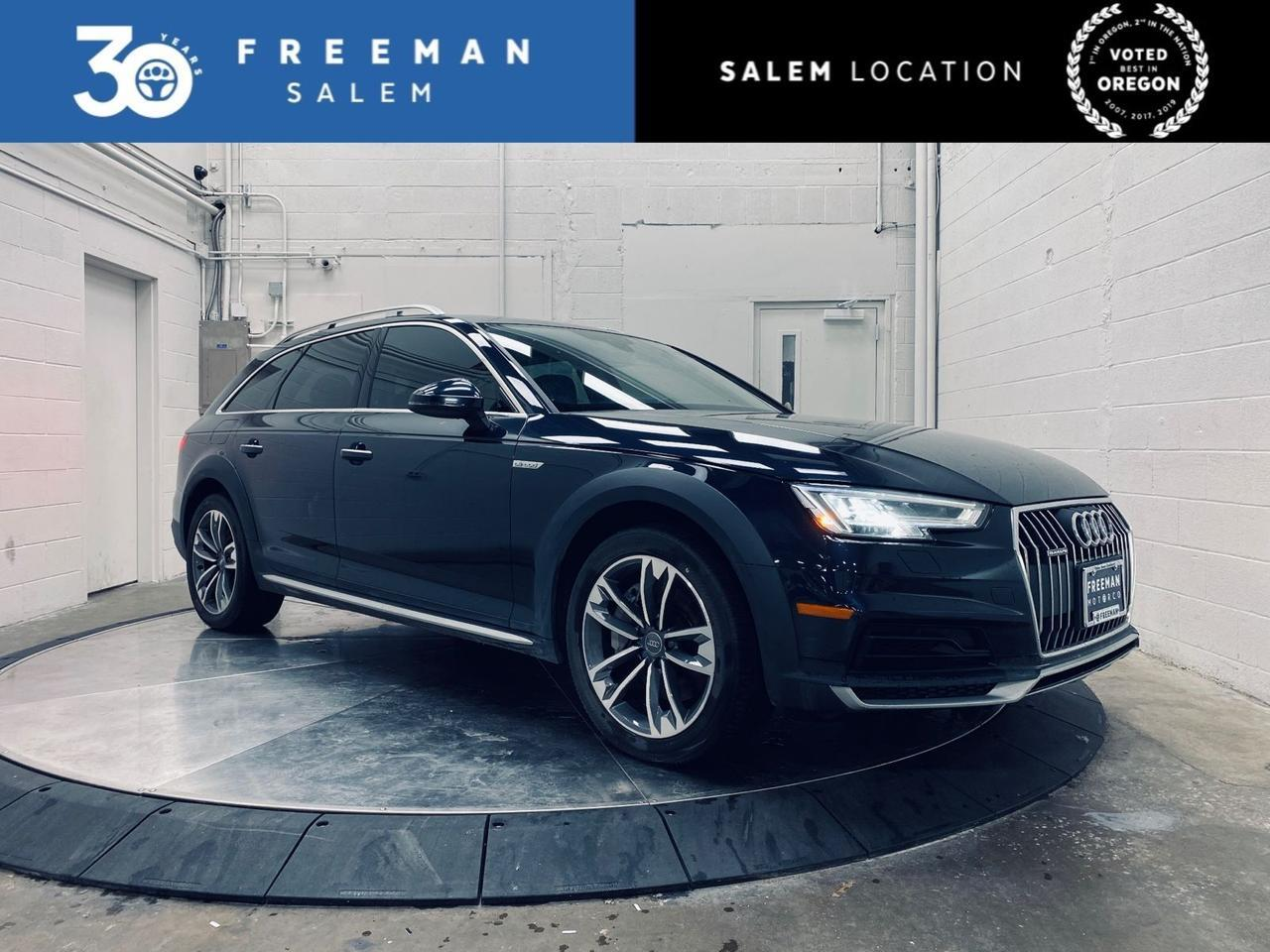 2017 Audi A4 allroad 2.0T quattro Premium Plus Virtual Cockpit Salem OR