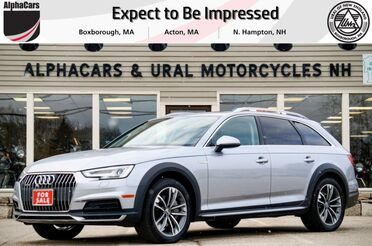 2017_Audi_A4 allroad_Quattro S Tronic Premium Plus_ Boxborough MA