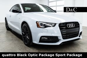 2017_Audi_A5_2.0T Sport quattro Black Optic Package Sport Package_ Portland OR