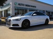2017_Audi_A6_2.0T Premium Plus*PREMIUM SOUND SYSTEM,BACK UP CAMERA,PARKING AID,NAVIGATION,UNDER FACTORY WARRANTY!_ Plano TX