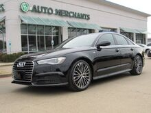 2017_Audi_A6_2.0T Premium*AUDI MMI NAVIGATION PLUS PKG,BACKUP NCAM,BLUETOOTH,NAVIGATION,UNDER FACTORY WARRANTY!_ Plano TX