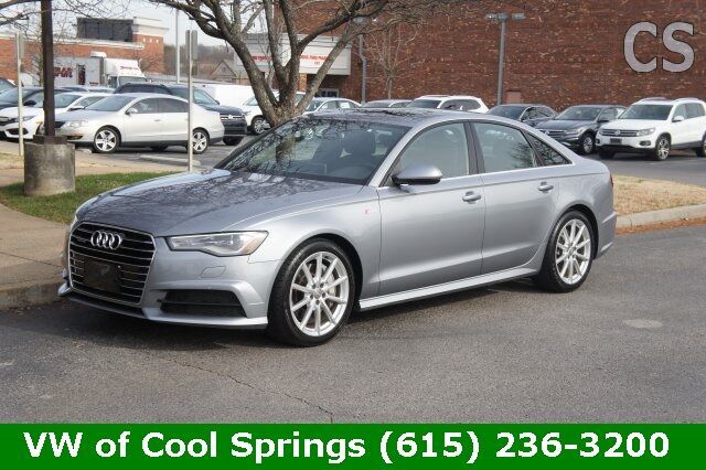 2017 Audi A6 3.0T Premium Plus Franklin TN