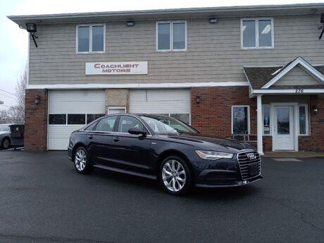 2017 Audi A6 Premium Plus East Windsor CT