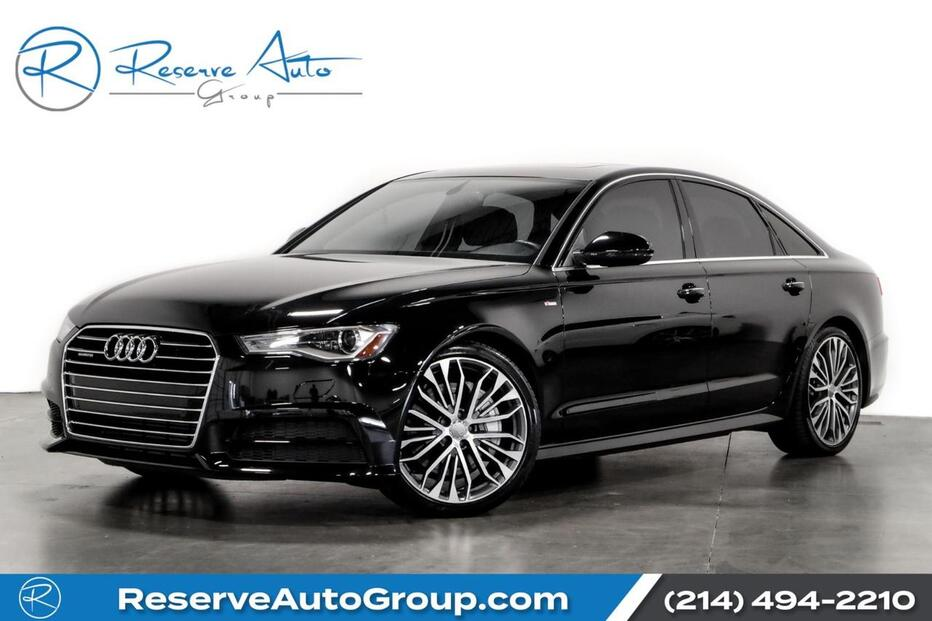2017_Audi_A6_Premium Plus Quattro S-Line_ The Colony TX
