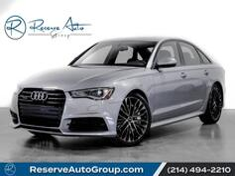 2017 Audi A6 Premium Plus S-Line Black Optic Pkg Blind Spot Monitor