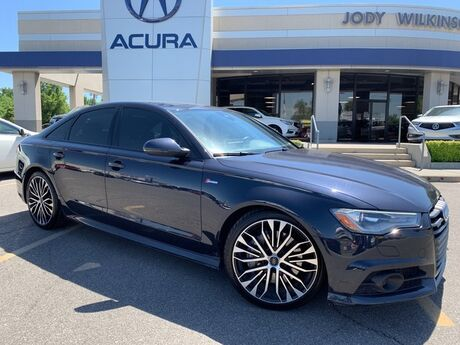 2017 Audi A6 Premium Plus Salt Lake City UT