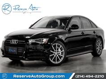 2017 Audi A6 Premium Plus Sport Pkg BlackOptic Pkg 19 Alloys