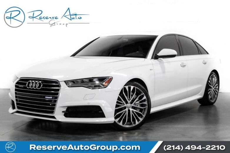 2017 Audi A6 Premium Plus The Colony TX