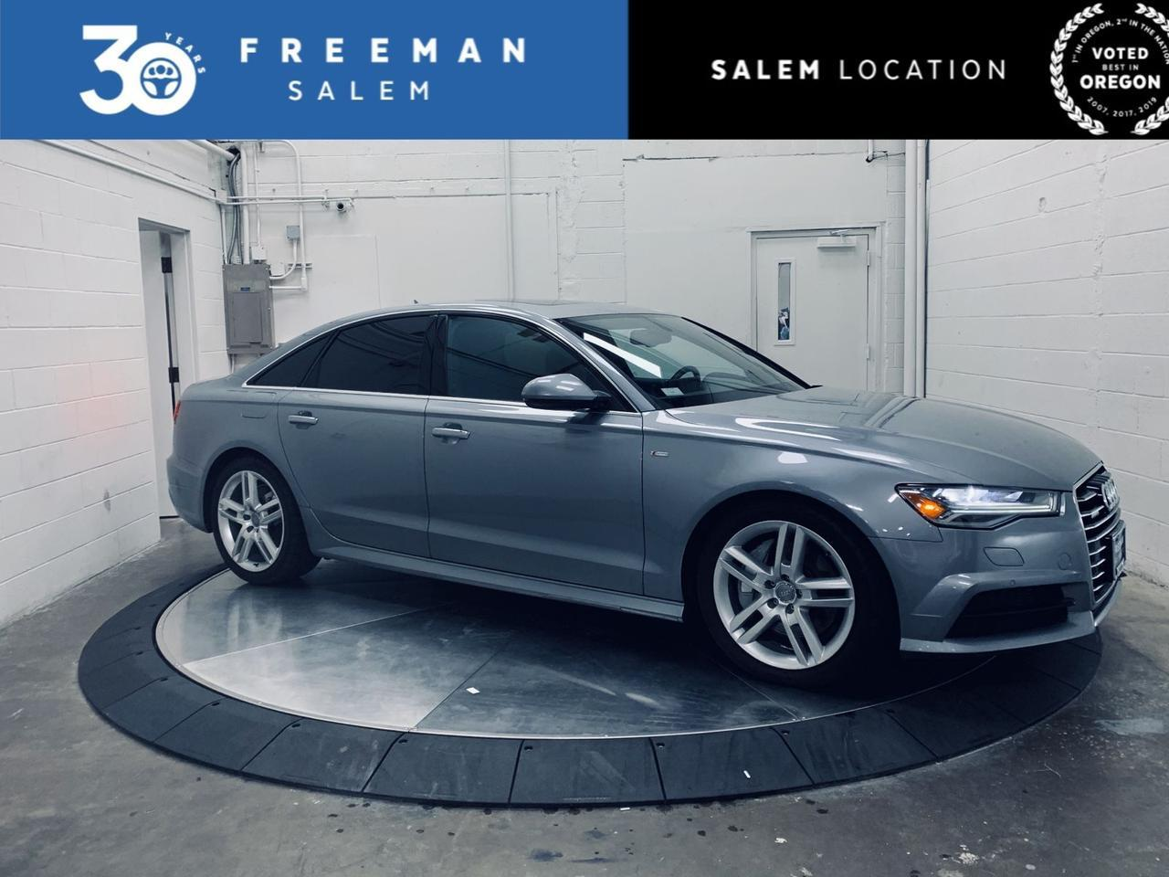2017 Audi A6 quattro Season of Audi Selection Salem OR