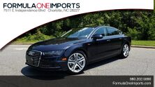 Audi A7 PREMIUM PLUS / NAV / DRIVER ASSIST / COLD WEATHER PKG 2017