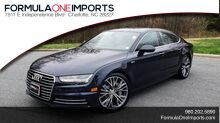 2017_Audi_A7_PREMIUM PLUS / SPORT / CLD WTHR / SUNROOF / REARVIEW_ Charlotte NC