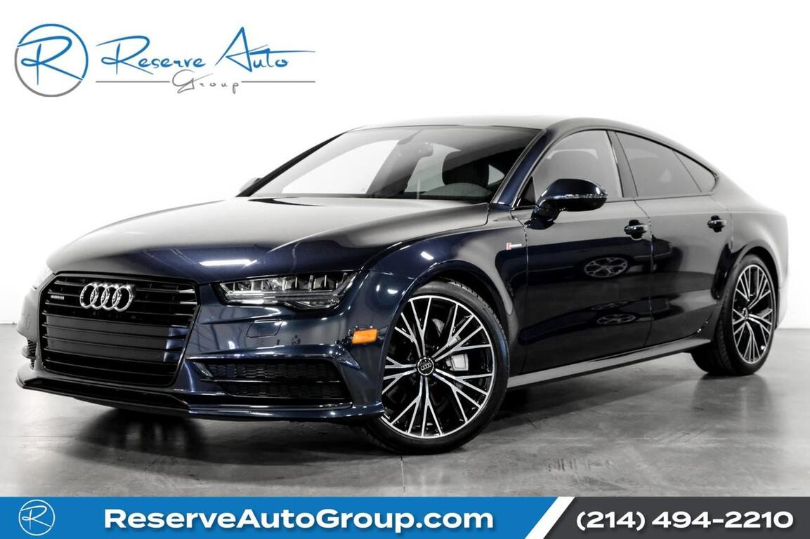2017 Audi A7 Premium Plus S-Line BlackOptic Pkg BlindSpot Monitor The Colony TX