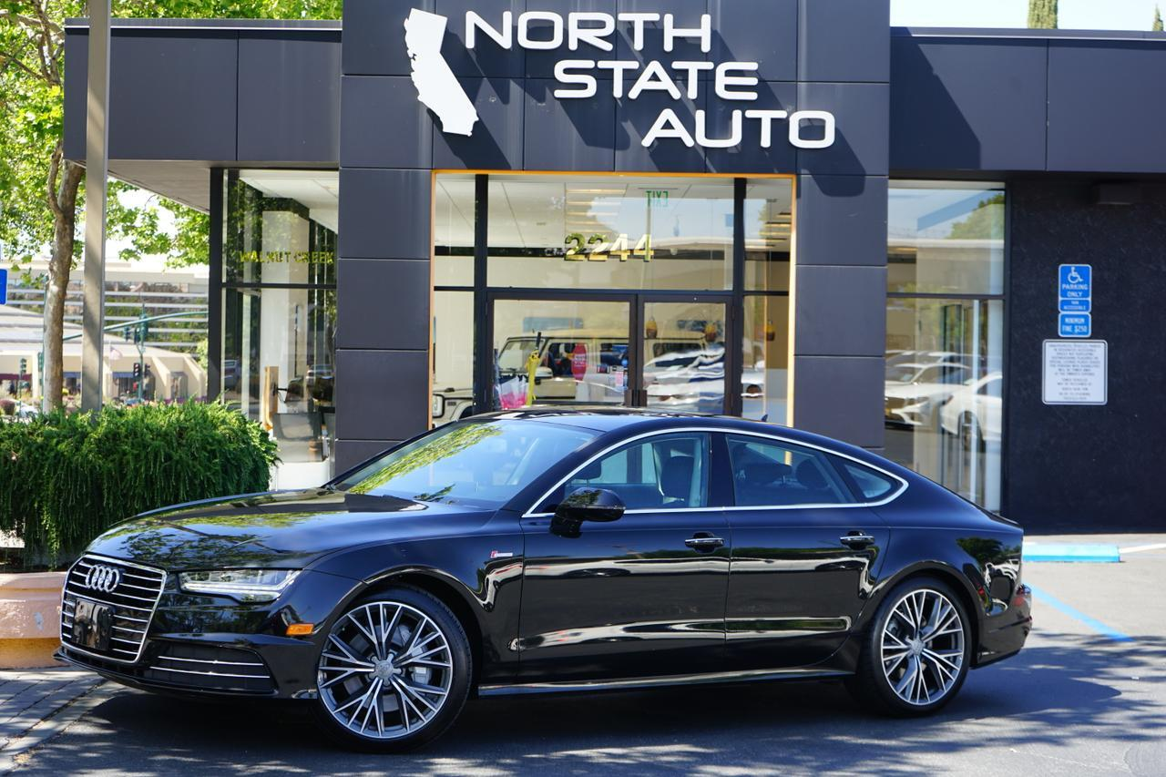 2017 Audi A7 Premium Plus Walnut Creek CA