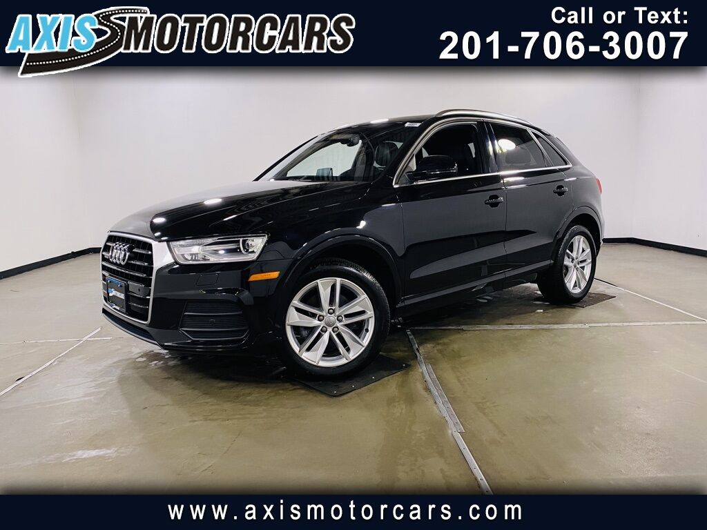 2017 Audi Q3 2.0T Premium Plus Jersey City NJ