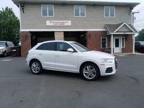 2017 Audi Q3 Premium Plus East Windsor CT