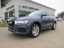 2017_Audi_Q3_Premium Plus ***PREMIUM PLUS PACKAGE, TECHNOLOGY PACKAGE, $38,625.00 MSRP*** LEATHER, NAVIGATION_ Plano TX