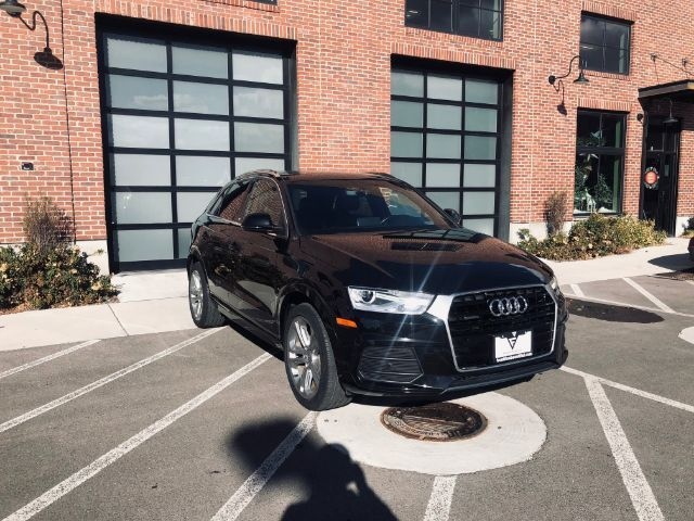 2017 Audi Q3 Premium Plus quattro Bountiful UT