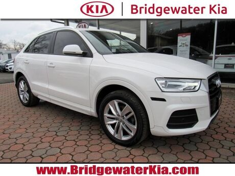2017 Audi Q3 Premium Quattro, Convenience Package, Rear-View Camera, Audi Music Interface, Bluetooth Streaming Audio, Heated Leather Seats, Panorama Sunroof, 18-Inch Alloy Wheels, Bridgewater NJ
