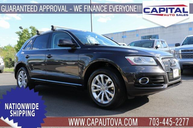 2017 Audi Q5 2.0T Premium Chantilly VA