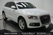 Audi Q5 2.0T Premium PANO,HTD STS,19IN WHLS,HID LIGHTS 2017