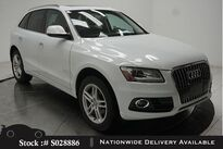 Audi Q5 2.0T Premium PANO,HTD STS,19IN WLS,HID LIGHTS 2017