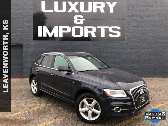 2017 Audi Q5 2.0T Premium Plus Leavenworth KS