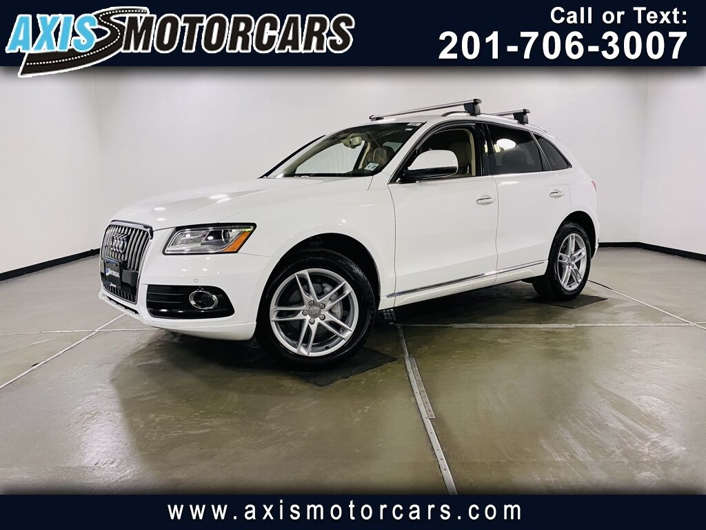 2017 Audi Q5 2.0T Premium Plus w/Bang y Olufsen Sound System Jersey City NJ
