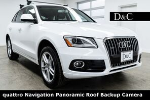 2017_Audi_Q5_2.0T Premium quattro Navigation Panoramic Roof Backup Camera_ Portland OR