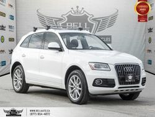 Audi Q5 2.0T Technik, NO ACCIDENT, AWD, NAVI, REAR CAM, SENSORS 2017