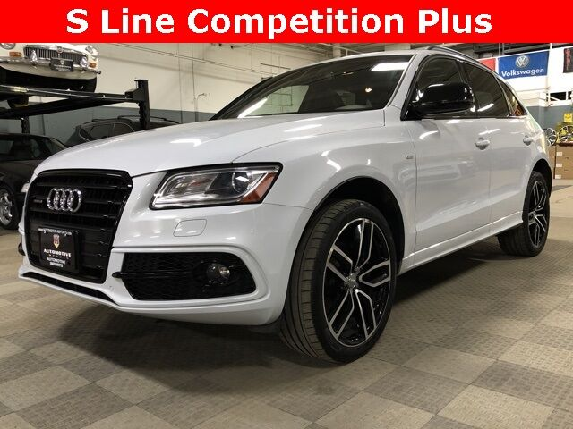 2017 Audi Q5 3.0T Premium Plus Denver CO