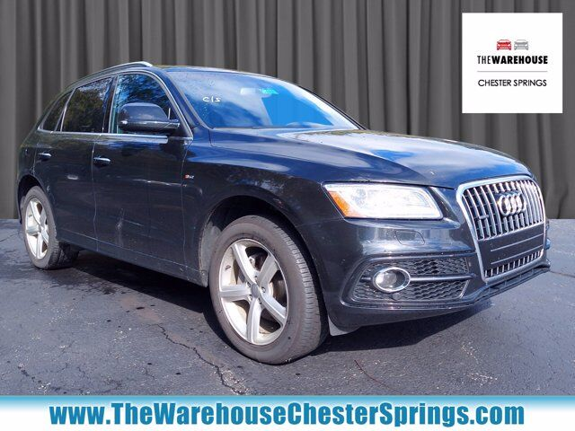2017 Audi Q5 Premium Plus Chester Springs PA