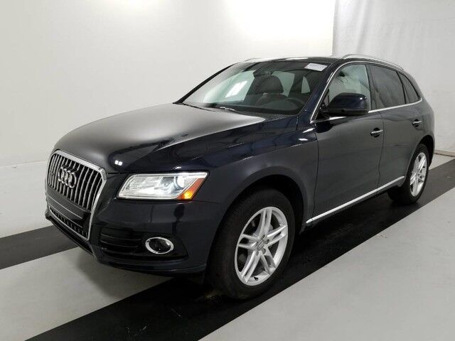 2017 Audi Q5 Premium Plus Holliston MA