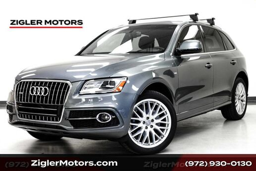 2017 Audi Q5 Premium Plus very Low Miles!only 18kmi Pano Roof Pano Roof Cle Addison TX