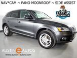 2017 Audi Q5 Quattro 2.0T Premium Plus *NAVIGATION, SIDE ASSIST, BACKUP-CAMERA, PANORAMA MOONROOF, LEATHER, HEATED SEATS, BANG & OLUFSEN, BLUETOOTH PHONE & AUDIO