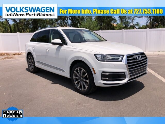 2017 Audi Q7 2.0T Premium Plus New Port Richey FL
