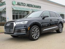2017_Audi_Q7_3.0 Premium Plus quattro*3RD ROW SEAT,NAVIGATION SYSTEM,REAR PARKING AID,ALL WHEEL DRIVE,BLINDSPOT_ Plano TX