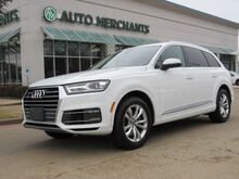 2017_Audi_Q7_3.0 Premium quattro*3RD ROW SEAT,HEATED FRONT&RAR SEATS,NAVIGATION,REAR PARKING AID,SUNROOF,LEATHER_ Plano TX