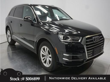2017_Audi_Q7_3.0T Premium NAV,CAM,PANO,HTD STS,PARK AST,3RD ROW_ Plano TX