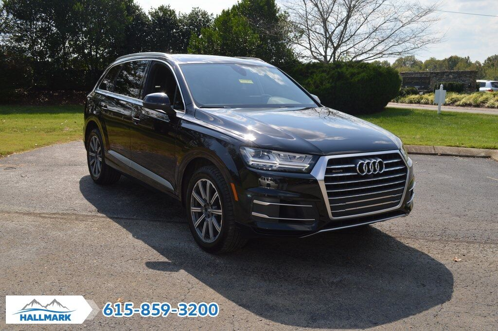 2017 Audi Q7 3.0T Premium Plus Franklin TN