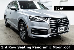 2017_Audi_Q7_3.0T Premium Plus quattro 3rd Row Seating Panoramic Moonroof_ Portland OR