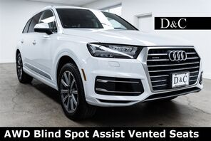 2017_Audi_Q7_3.0T Premium Plus quattro AWD Blind Spot Assist Vented Seats_ Portland OR