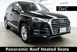 2017_Audi_Q7_3.0T Premium quattro Panoramic Roof Heated Seats_ Portland OR