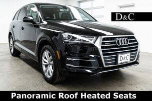 2017 Audi Q7 3.0T Premium quattro Panoramic Roof Heated Seats