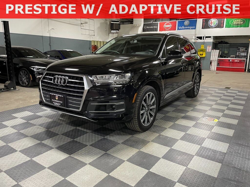 2017 Audi Q7 3.0T Prestige Denver CO