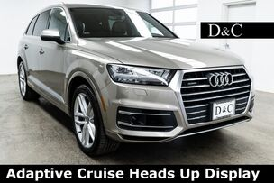 2017 Audi Q7 3.0T Prestige quattro Adaptive Cruise Heads Up Display