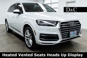 2017 Audi Q7 3.0T Prestige quattro Heated Vented Seats Heads Up Display