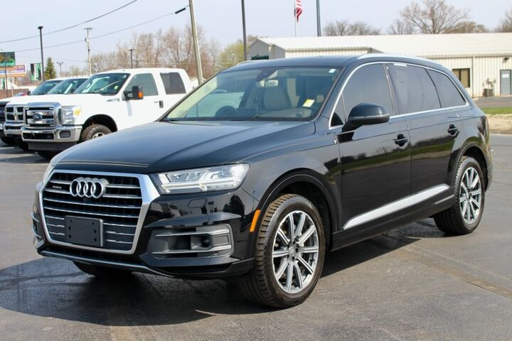 2017 Audi Q7 Premium Plus Fort Wayne Auburn and Kendallville IN