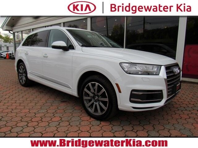 2017 Audi Q7 Premium Plus Quattro, Vision Package, Navigation, Top-View Camera System, Bose 3D Surround Sound, Smartphone Interface, Heated/Ventilated Leather Seats, Panorama Sunroof, 20-Inch Alloy Wheels, Bridgewater NJ